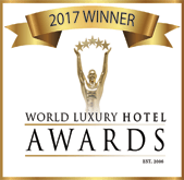Luxury Hotel Awards Winner 2017