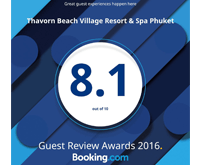Booking.com Guest Review 2016