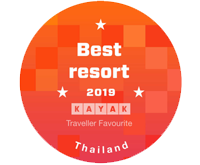 Kayak - Rated as one of Best Resorts in Thailand