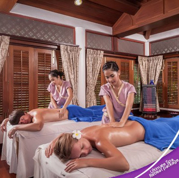 Ultimate Spa Retreat Package